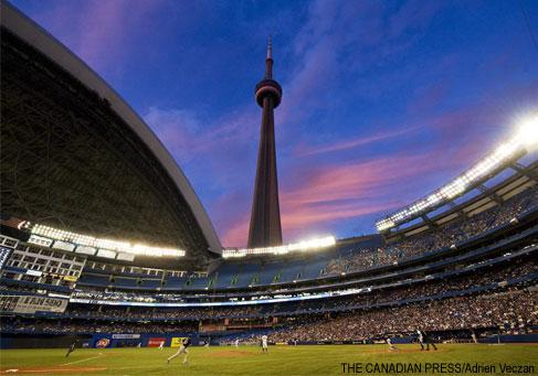 Rogers Centre Roof Will Be Closed Thursday Sportsnet Ca