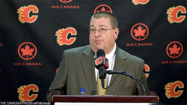 Flames GM hunting for centres in free agency - Sportsnet.ca c045176c184