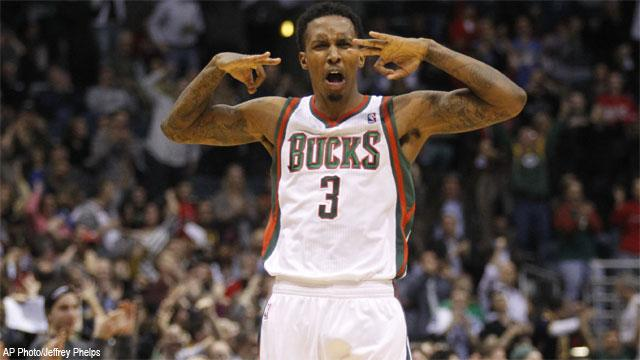 01da2a0f5fb Bucks headed for uncertain off-season. Brandon Jennings may have played his  last game in Milwaukee.