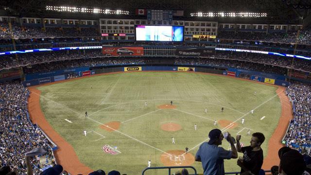 Blue Jays ofrece zona de cacahuete controlada - Sportsnet.ca