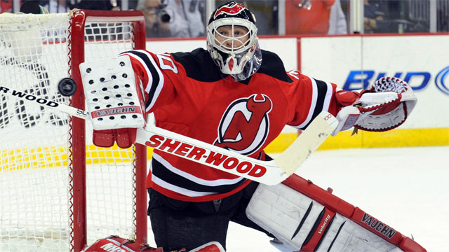 Devils  Brodeur to be on EA NHL 14 cover. Goaltender Martin ... c71879f49