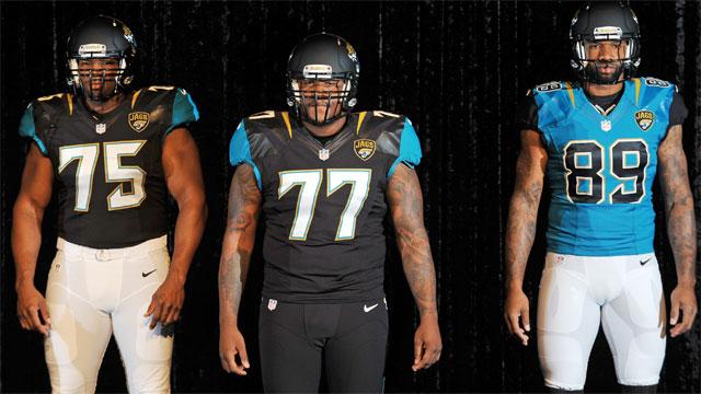 00f64c04c45 Jacksonville Jaguars players Eugene Monroe