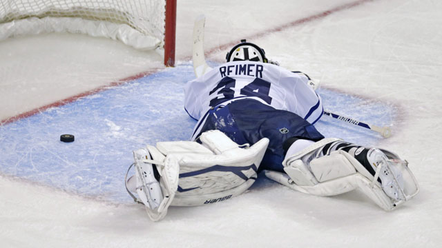 A look back at Maple Leafs' Game 7 results since 2000