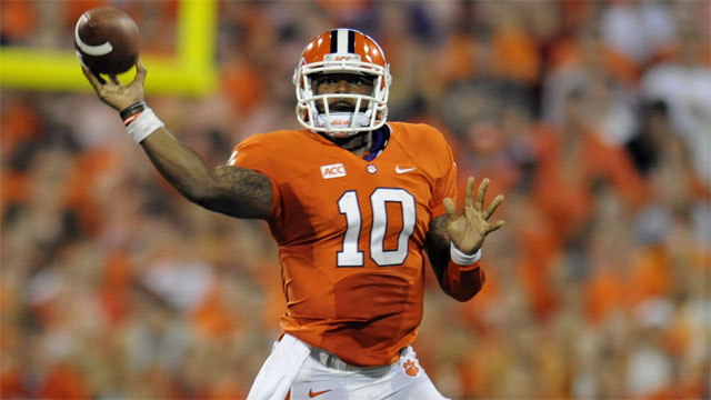 Boyd scores five TDs as Clemson edges Georgia - Sportsnet.ca adcd01c27