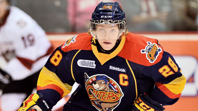 OHL: Leafs' Prospect Brown Named League's MVP