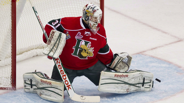 QMJHL: Fucale, Gadoury Factors In Mooseheads' Win