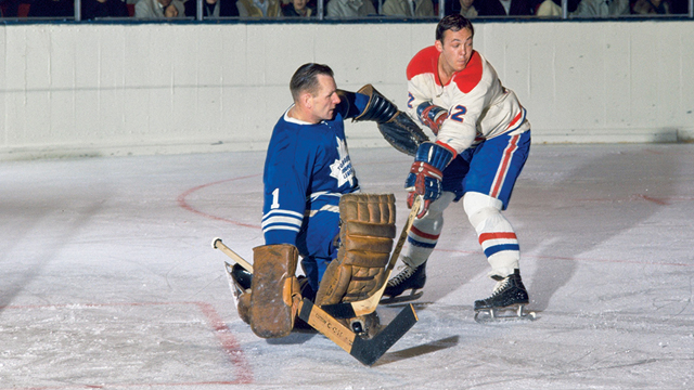 Image result for johnny bower