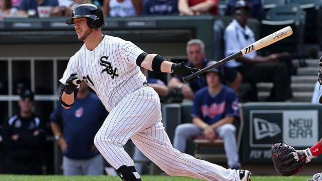 White Sox Sign Catcher Flowers For 1 Year Sportsnet
