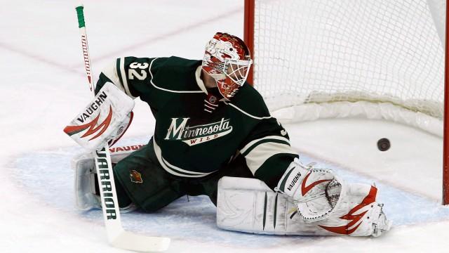 Wild's Backstrom Has Season-ending Surgery