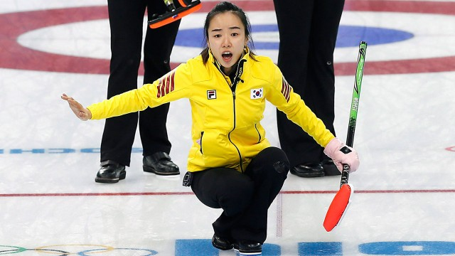 S. Korea, Swiss in women's world curling semi - Sportsnet.ca