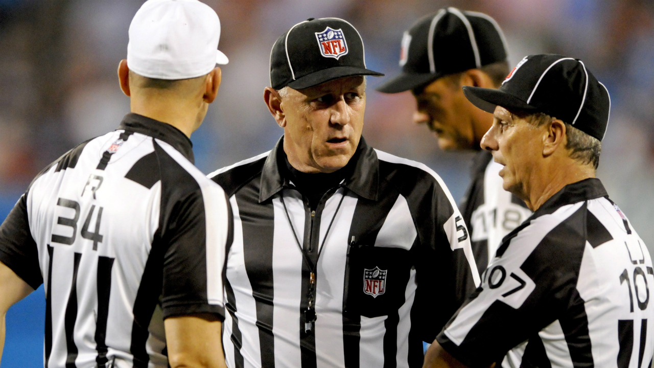 Referees At Work