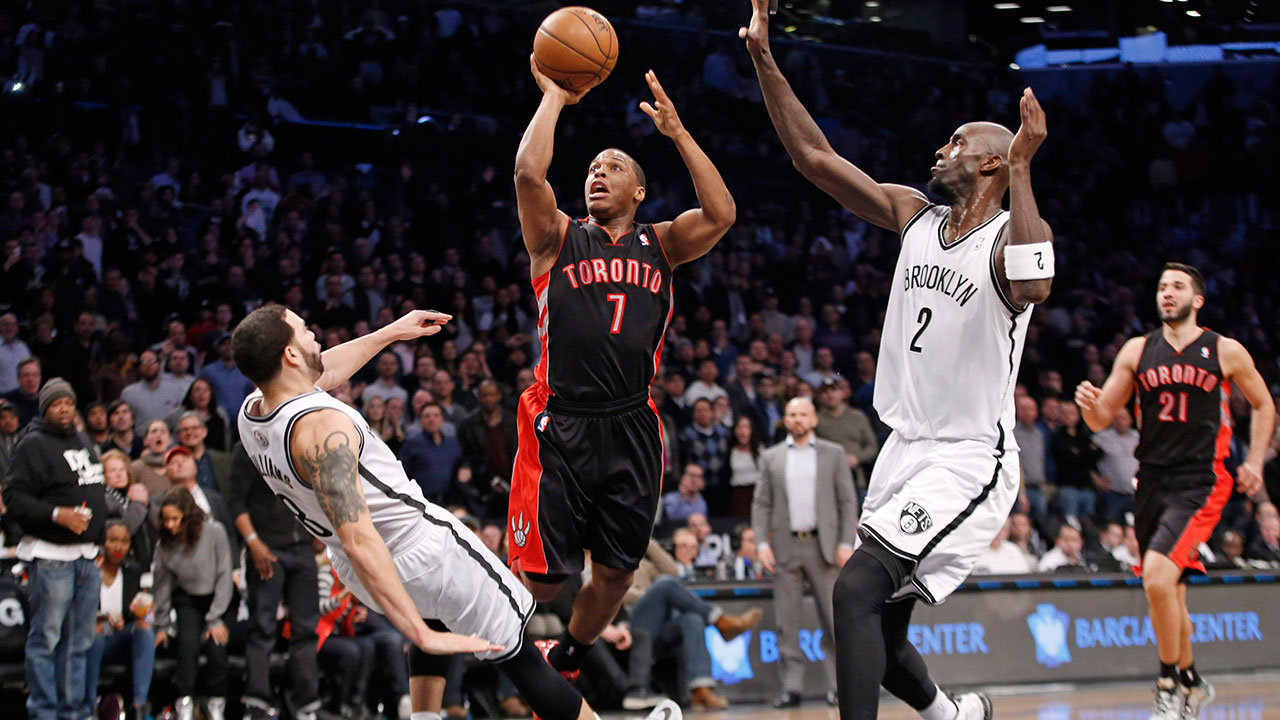 Youth Vs Experience As Raps Take On Nets