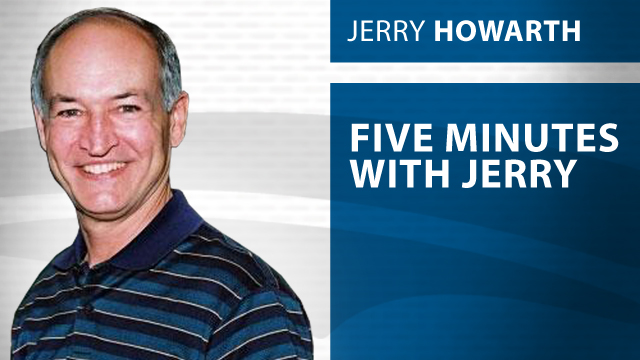Five Minutes with Jerry