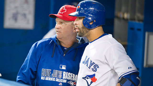Bautista's budding leadership huge help for Jays