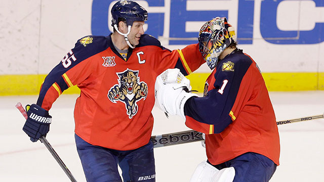 Panthers To Buy Out Contract Of Jovanovski Sportsnet Ca