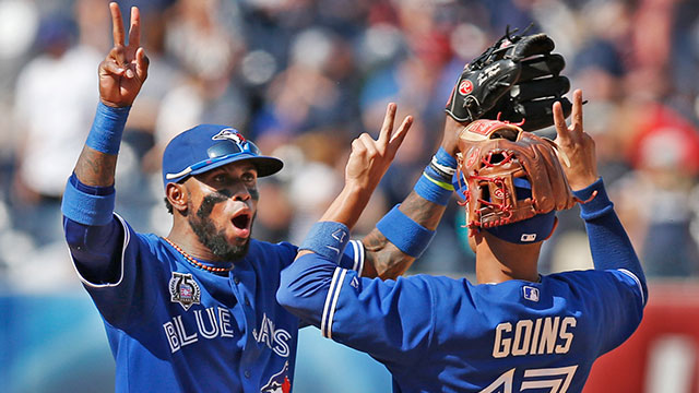 Jays get meaningful series win vs Yankees