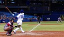 Watch: Bautista crushes 25th home run