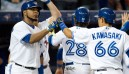 Jays get back-to-back wins against Cubs