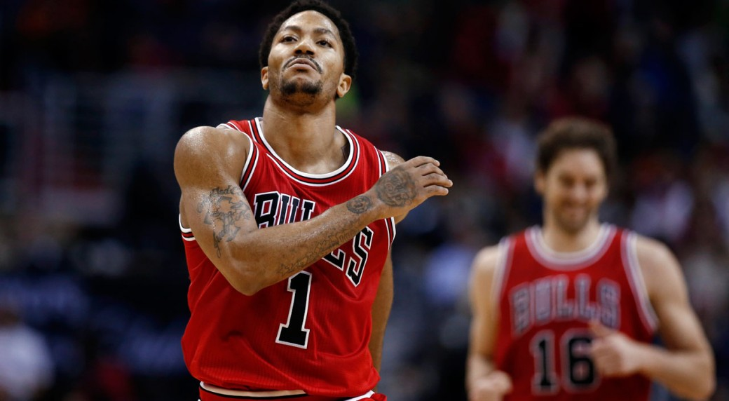 09759fc7e55 Bulls expect Rose to return in about two weeks - Sportsnet.ca
