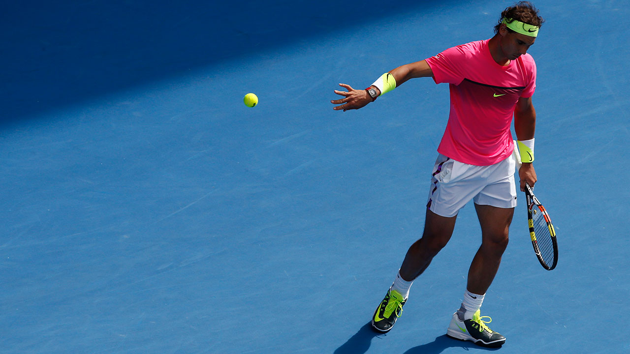 Nadal falls to Berdych in Aussie Open quarters