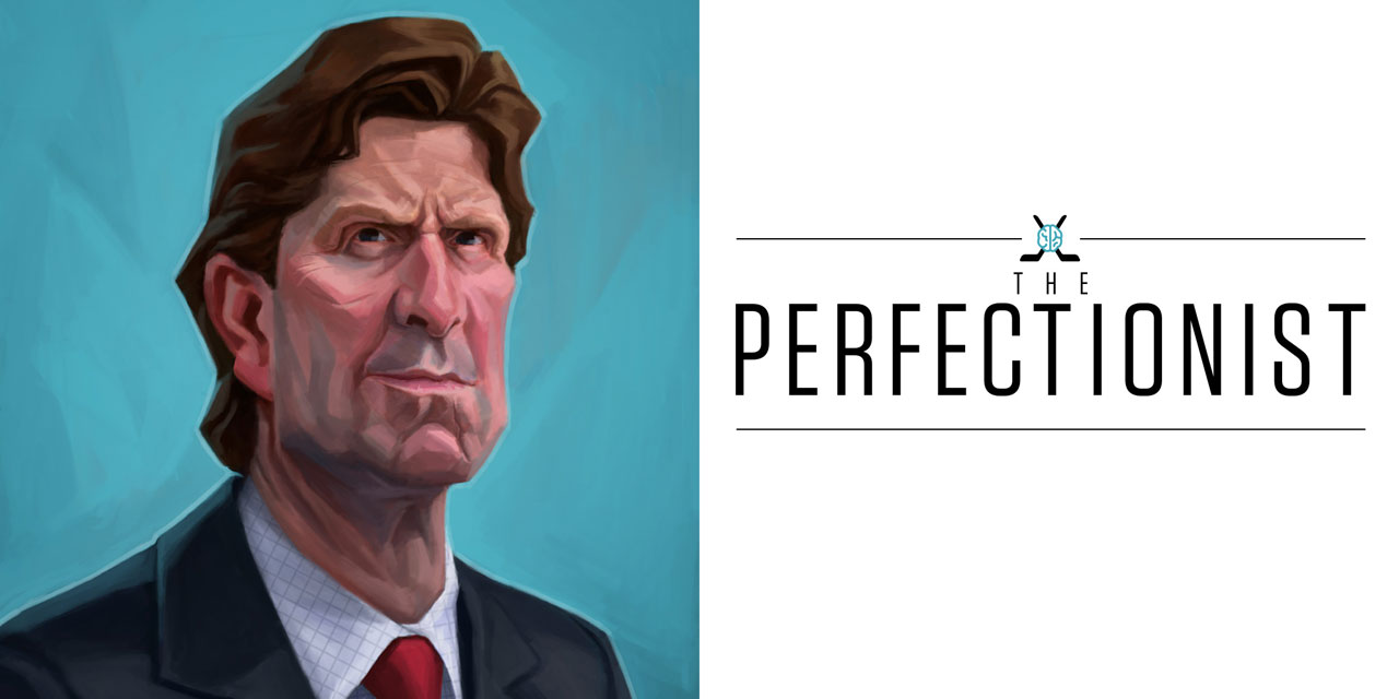 The Sunday Big Read: Mike Babcock, The Perfectionist