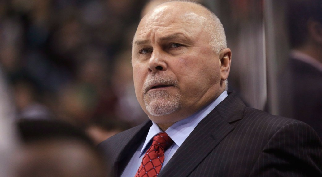 Capitals Coach Barry Trotz Havent Talked Contract Extension