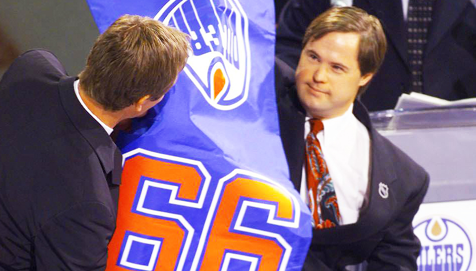 Oilers Legend Joey Moss To Alberta Hall Of Fame Sportsnet Ca