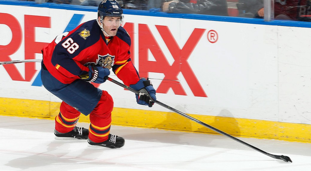 Seven More Years Of Jagr? He Thinks He Can Do It