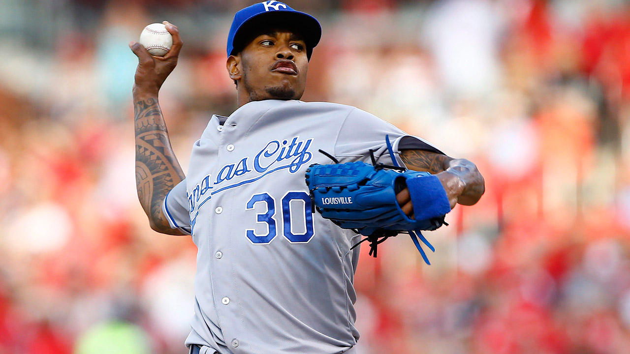 Report Royals Ventura Talked About Plunking Jose