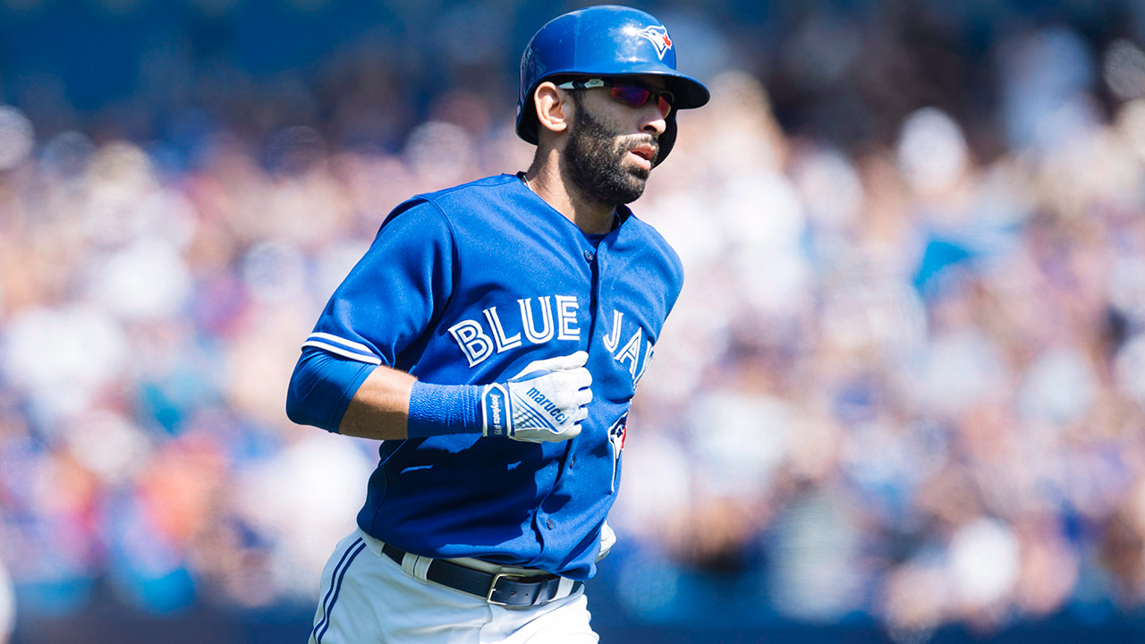 Bautista deal creates possibility of better finish with Blue Jays