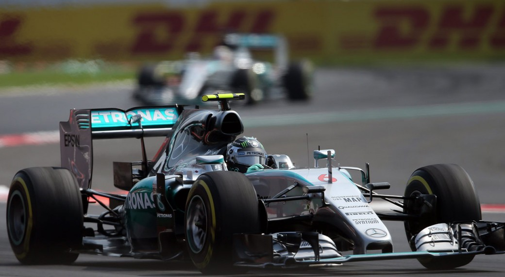 Rosberg wins Mexican GP for 4th victory of season ...