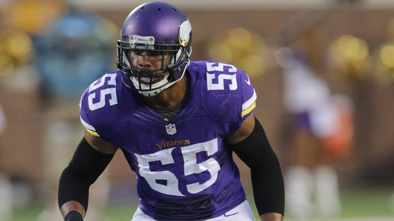 Report: Anthony Barr spurns Jets, agrees to return to Vikings