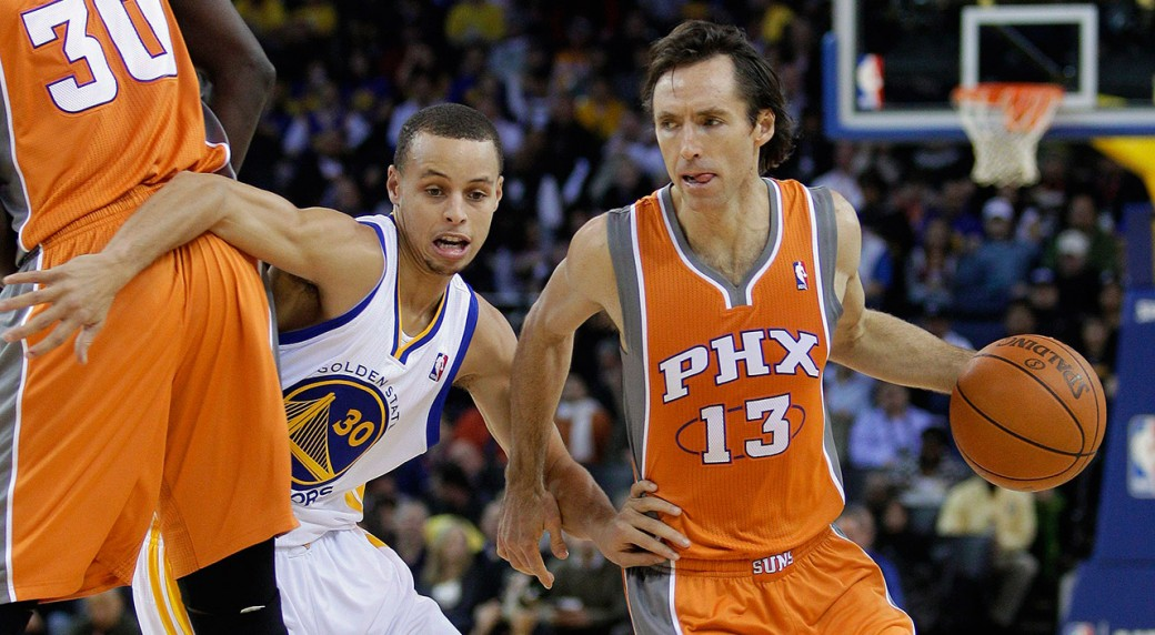 Jason Kidd, Steve Nash, Ray Allen Headline Hall Of Fame Finalists