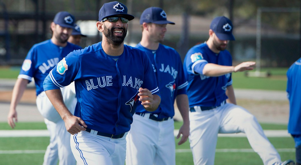 3cdabbf74 Why Blue Jays hope less is more for regulars this spring training ...