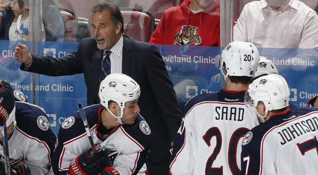 Jackets Give Coach John Tortorella One-Year Extension