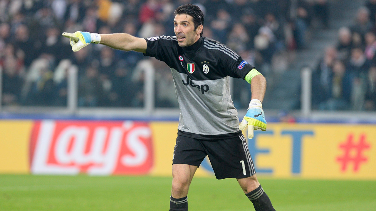 Buffon doesn't need to win trophy to cement his legacy