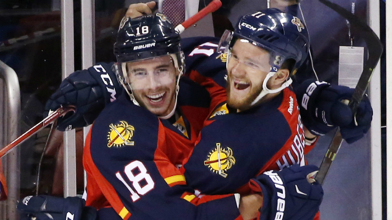 bdbcc737f79 Reilly Smith s confidence paying off for Panthers - Sportsnet.ca