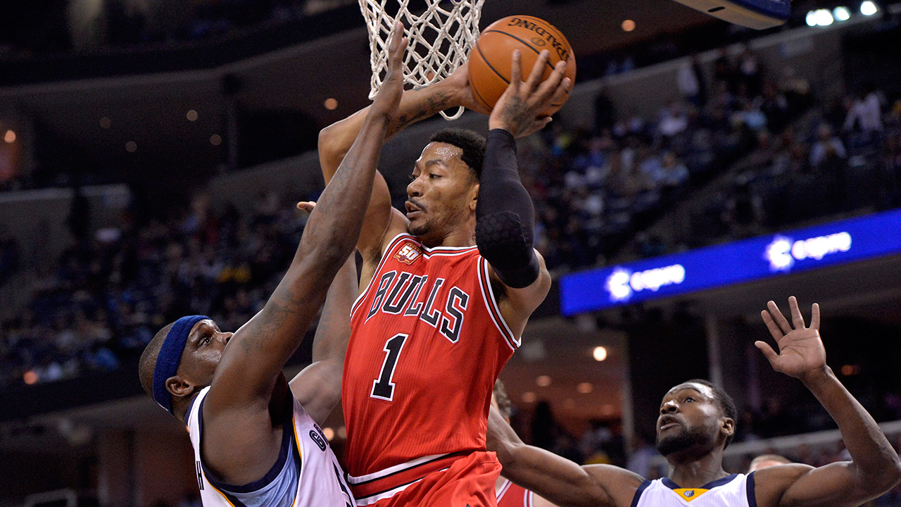 Knicks to acquire Derrick Rose in deal with Bulls ...
