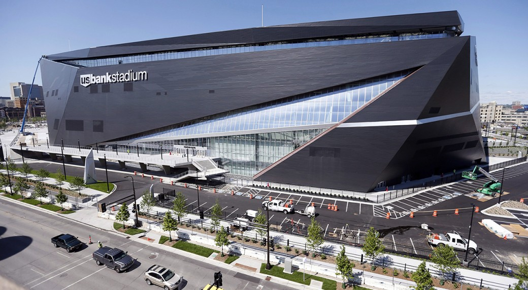 New Vikings Stadium To Host X Games In 2017 18