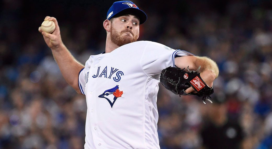 Blue Jays designate Jason Grilli for assignment