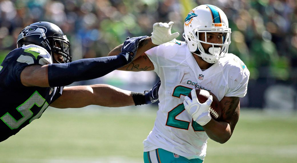 Dolphins running back Arian Foster announces retirement Sportsnet.ca