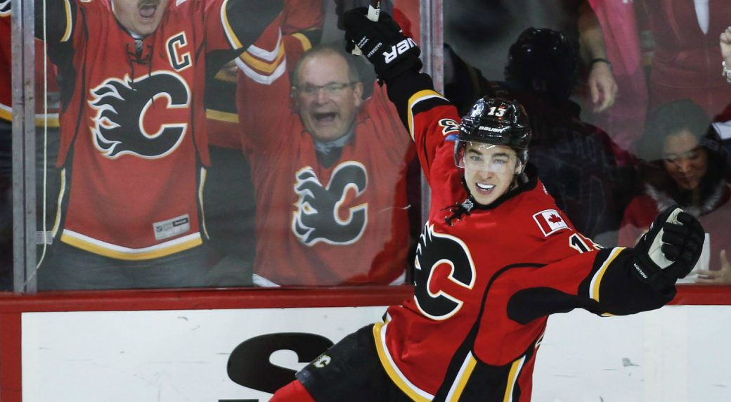 Johnny Gaudreau Nhl