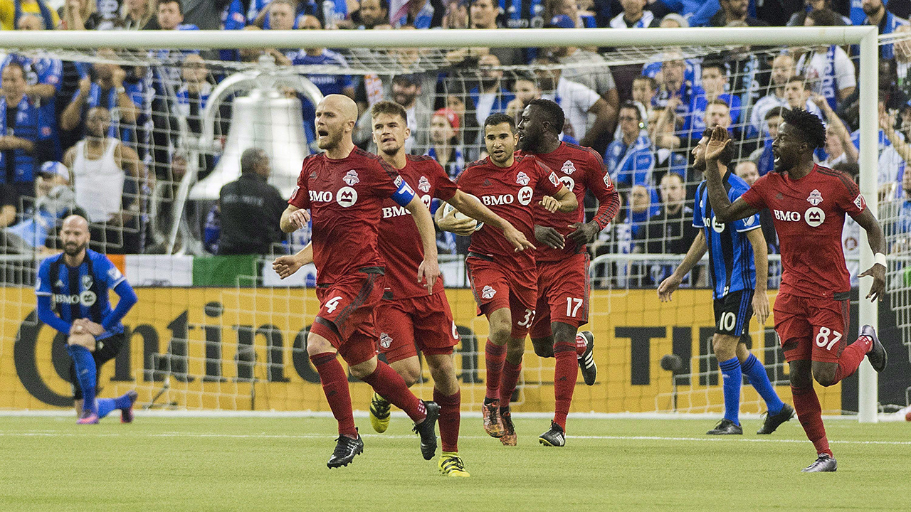 TFC notebook: Reds renew 'unfriendly' rivalry with Impact