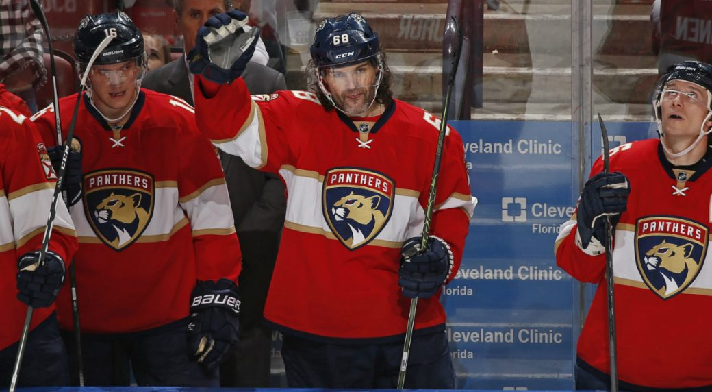 The 'Death, taxes and Jaromir Jagr' quiz