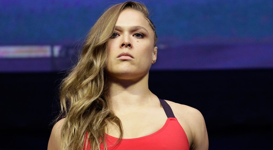 UFC Legend Ronda Rousey Joins WWE Full-Time
