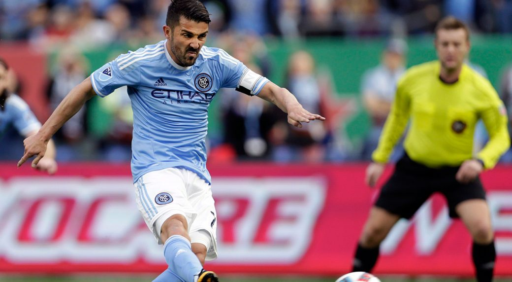 new york city s david villa wins mls mvp award sportsnet ca