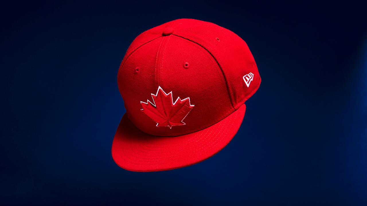 Blue Jays unveil alternate red & white 'Canadiana ...
