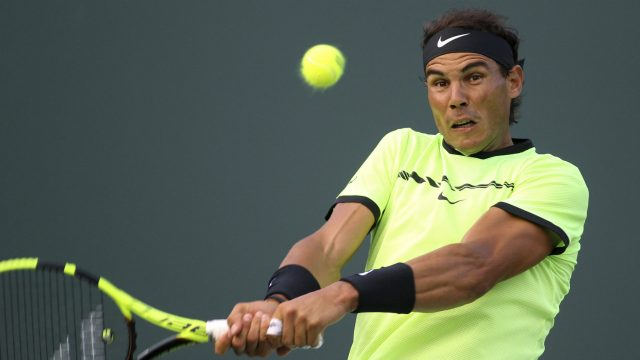 Nadal holds off Edmund to advance at Monte Carlo Masters