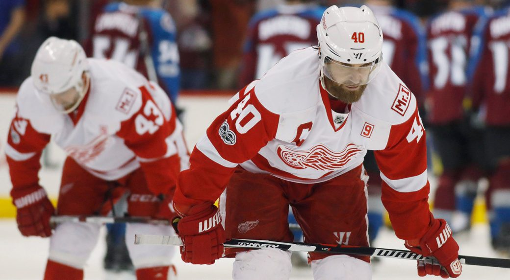 Wings' Zetterberg likely to play 2 more seasons