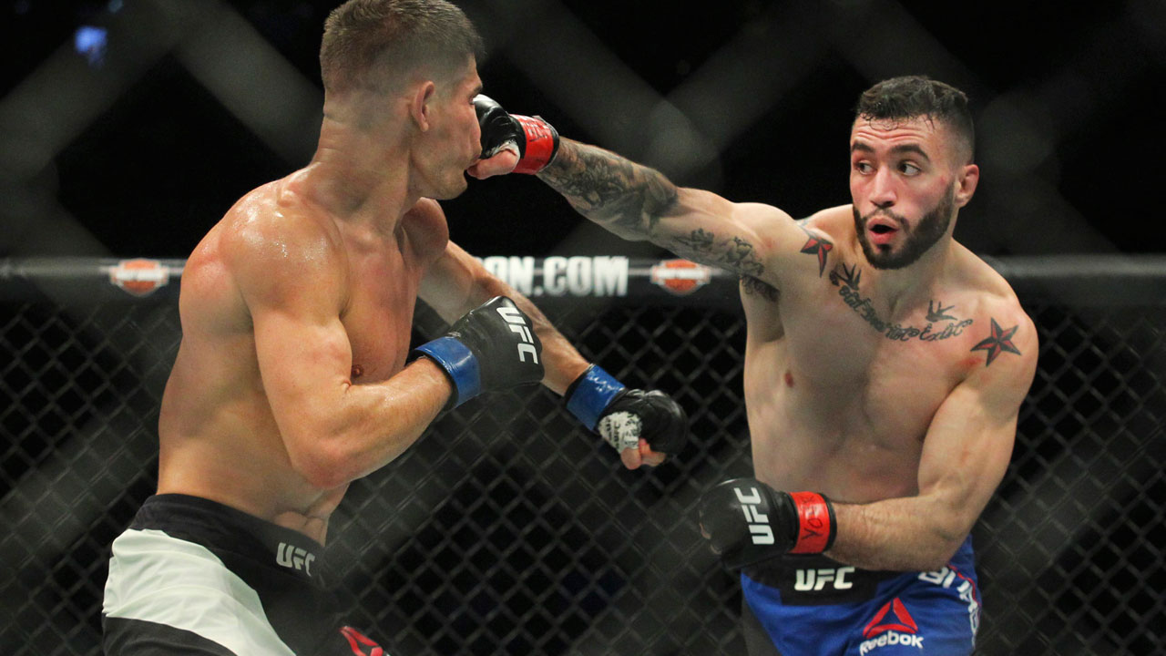 Shane Burgos, Desmond Green impress on UFC 210 prelimsCreate a new passwordCreate a new passwordAlmost Done!My profileThank youfor signing up!Sign InSign InAlmost Done!Sign in to complete account mergeAlmost Done!Your Verification Email Has Been SentCreate a new passwordCreate a new passwordYour password has been changedChange passwordYou did it!Resend Email VerificationSign In / Sign UpSo sorry to see you go!Unsubscribe failed